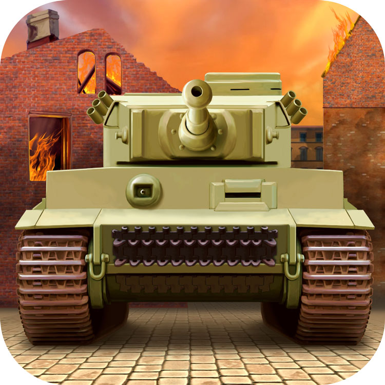 World War 2 Tank Defense